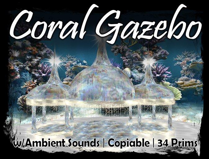 MG - Coral Gazebo