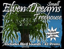 MG - Elven Dreams Treehouse - Small