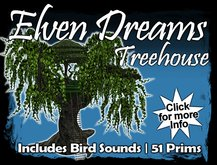 MG - Elven Dreams Treehouse - Large