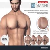 [ session ] Omega Gianni Body Skin - Tone03