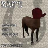Zan's WOO centaur sweater (male and female)