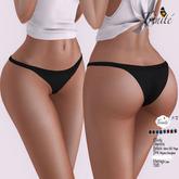 Trinite The Basics Panty Darks (wear me to unpack)