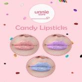 Unnie - Candyy Lipsticks 1 (CATWA) GIFT