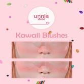 Unnie - kawaii blushes 1 (CATWA) GIFT