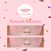 Unnie - kawaii blushes 2 (CATWA) GIFT