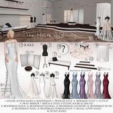 17. Dead Dollz - The House of Brides - Bridal Gown RARE