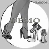 Baboom*DEMO-VERENA Shoes //HUD Maitreya