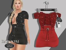 Baboom-Lenia-dress-Originalmesh-Jam