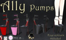 Continuum Ally Pumps