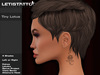 Letis Tattoo :: Tiny Lotus ::  Neck Tattoo With Appliers