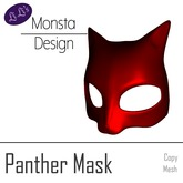 Panther's Mask - Persona