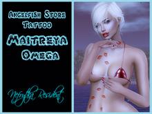 AngelFish Dana Tattoo Kisses