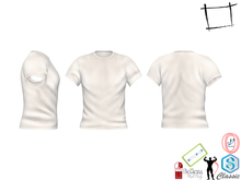 WC1024 Mens Casual T-Shirt