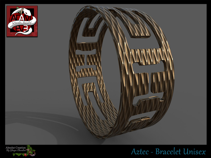 Aztec Bracelet Unisex /AC/