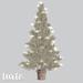 tarte. portland christmas tree (snowy)