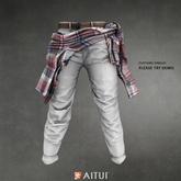 AITUI - Camden Jeans - Faded