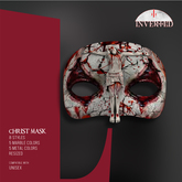 +INVERTED+ Christ Mask -Evil Clown-