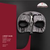 +INVERTED+ Christ Mask -Demon-