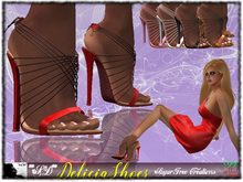 **SD** Delicia Shoes v1.0