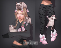 Sweet Thing. Cabootie Cat - Fatpack (add)
