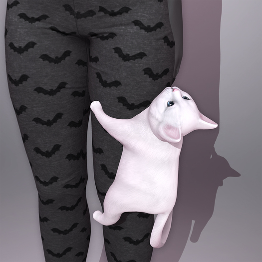 Sweet Thing. Cabootie Cat - Leg Clingu (add)