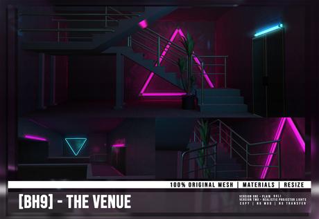 [BH9] - The Venue