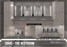 [BH9] - The Restroom