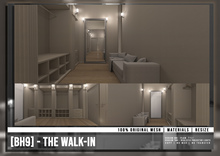 [BH9] - The Walk-In