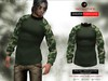 A&D Clothing - Sweater -Foxhound- Forest