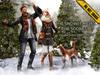 -DNC- The Snow It Melts the Soonest - Couple Bento Pose