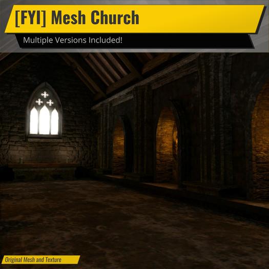 [FYI] Mesh Church