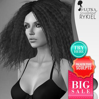[LeLutka]-RYKIEL hair/DEMO