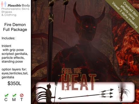 Smokin Hot - Fire Demon