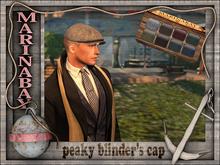peaky blinders cap