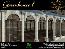 .: RatzCatz :. Greenhouse I