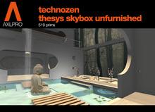 AXL pro Plus - Technozen Thesys Skybox Unfurnished