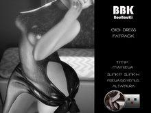 BouBouKi: Gigi Dress FatPack (Add Me) Boxed