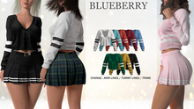 Blueberry - Juju - Sweaters - Fat Pack