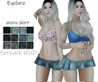 DEMO Eyelure Micro Skirt  Fatpack HUD