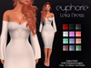 Euphorie - Lelia Dress - Slink Physique/Hourglass