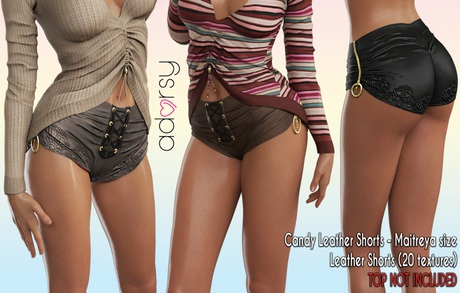 adorsy - Candy Shorts Fatpack - Maitreya