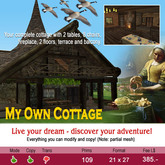 My Own Cottage House  (m/copy)