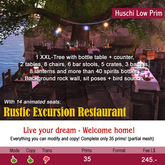 Rustic Excursion Restaurant (Copy mode)