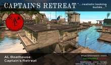 AL Captain's Retreat - Summer SALE - 20 %