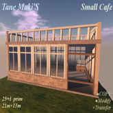 Small cafe