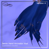 Immersion Crystal: Hand Animator 4