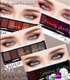 Ottilie - Daily Eyeshadow - Fatpack 50%OFF GENUS CATWA LELUTKA OMEGA