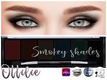Catwa Genus Omega Lelutka Eyeshadow - Smokey - Daily Eyeshadow