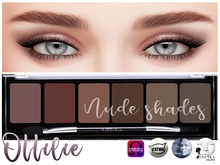 Catwa Eyeshadow / Genus Lelutka Omega - Nude - Daily Eyeshadow