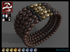 Wood beads Jewelry AC